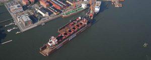 La cartera de pedidos mundial cae un 62%