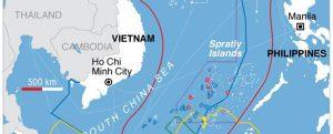 Repsol en el fuego cruzado por las amenazas de China a Vietnam