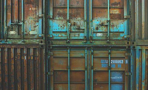 Se pierden 568 contenedores cada año en el mar