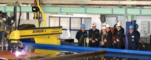 La Armada de Chile tendrá su nuevo rompehielos para 2022