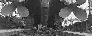El devenir de la industria de la construcción naval en Europa