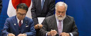 La UE y Japón impulsan la cooperación en materia de GNL
