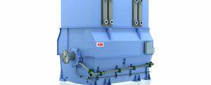 ABB roza el 100% de eficiencia energética con un motor síncrono