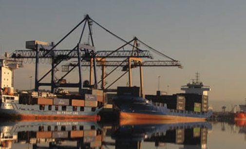 Los diez puertos con mayor capacidad del 2012