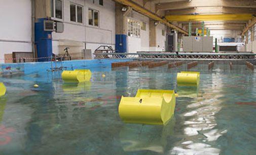 Diseños flexibles de captadores de energía undimotriz