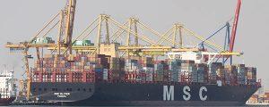 Valencia Port se prepara para los buques de 20.000 teu
