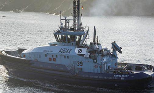 Gondán entrega el remolcador dual Audax