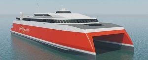 Fjord Line encarga su nuevo ferry a Austal