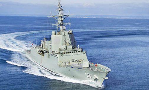 Australia recibe el destructor HMAS HOBART, diseñado por Navantia