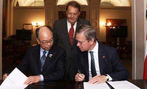 Reino Unido y Hong Kong estrechan sus lazos marítimos