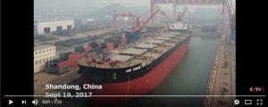 Ore Tianjin: el mayor mineralero del mundo