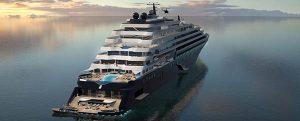 ABB propulsará el yate de lujo de The Ritz-Carlton Yacht Collection