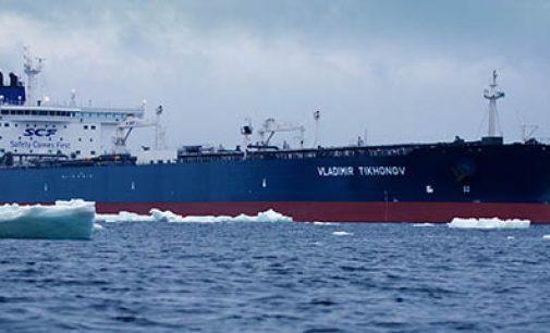 Cinco petroleros Aframax para Rusia