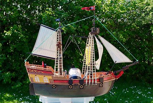 el barco pirata de playmobil que se hizo a la mar revista