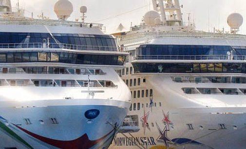 Cartera de pedidos de buques de crucero a septiembre de 2017