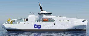 Sri Lanka construye un buque cablero para Japón