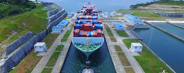 El Canal de Panamá alcanza los 2.000 Neopanamax