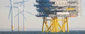 Reino Unido aprueba la construcción del parque eólico Hornsea Project Two