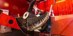 Impreso el primer prototipo de hélice en 3D