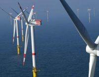 Se instala el útimo aerogenerador de Nordsee One