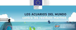 Los acuarios del mundo unidos contra la basura marina