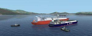 Siport21 presenta su trabajo sobre bunkering de LNG