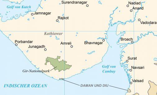La primera línea de ferry de la India