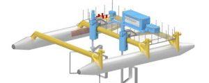 Reino Unido financia la construcción de un prototipo de dispositivo mareomotriz