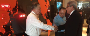 México y Singapur estrechan lazos portuarios