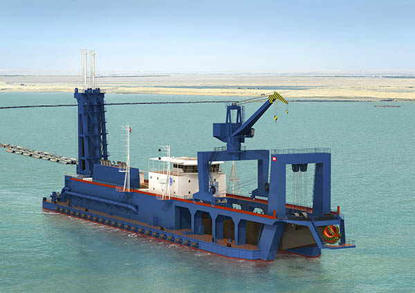 Suez_Canal_Authority_new_dredgers_Royal_IHC_1