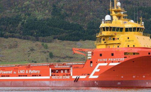 Viking Princess, primer buque offshore híbrido