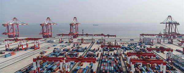 automatización portuaria