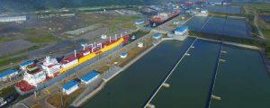 Cifras de tonelaje del año fiscal 2017 del Canal de Panamá