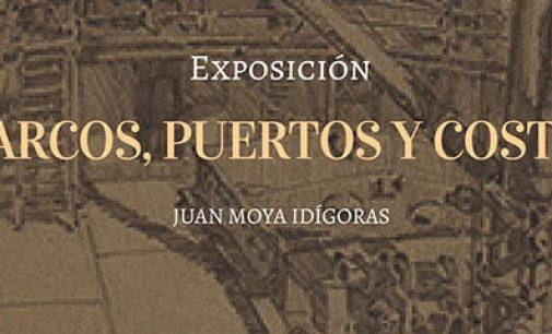 Visita la exposición de fotografía y dibujo marítimo