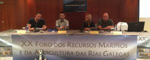 La mayor producción ecológica en Galicia de productos del mar es el mejillón
