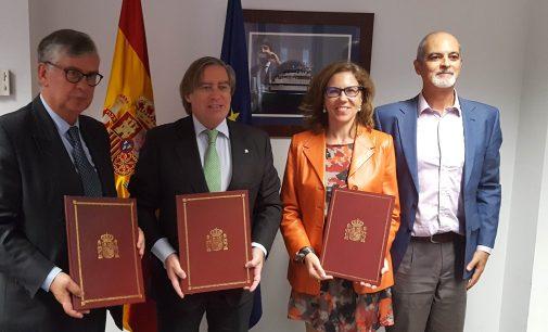 El MAPAMA y la PTEPA suscriben un convenio de colaboración en el ámbito de la I+D+I