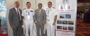 Bureau Veritas España, presente en las principales ferias navales de Latinoamérica