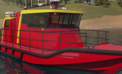 Las nuevas embarcaciones hidrográficas danesas