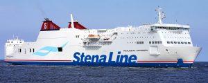 Los ferrys de Stena Line ya se conectan a tierra en el puerto de Trelleborg