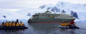 MS World Explorer: el nuevo buque de crucero de expedición de Mystic Cruises