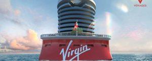 Fincantieri comienza la construcción del nuevo buque de crucero de Virgin Voyages