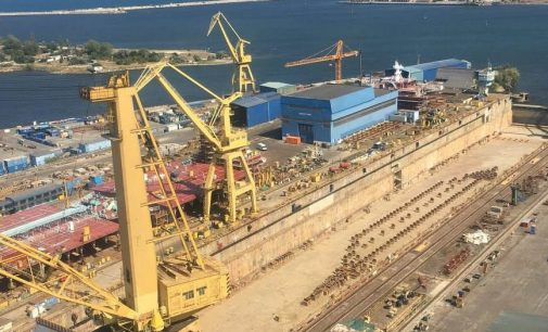 Damen adquiere el astillero Daewoo Mangalia Heavy Industries