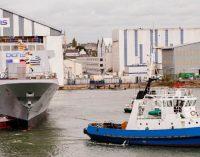 Avances en las recientes construcciones de la Armada francesa
