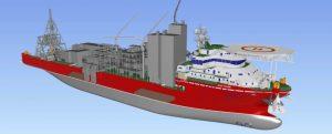 Nuevo buque para minería submarina