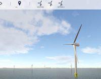 Realidad virtual para la eólica offshore