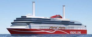 El nuevo ferry de Viking estará altamente equipado