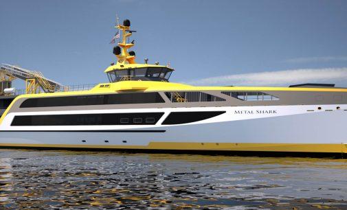 Metal Shark construirá para el mercado estadounidense los Damen FCS 7011