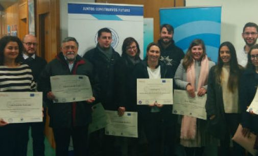 Entrega de diplomas del programa de Creación y Consolidación de Empresas de base Tecnológica Marítima