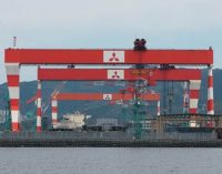 MHI reorganiza su negocio de construcción naval