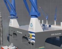 OOS Zeelandia, será el mayor buque grúa del mundo